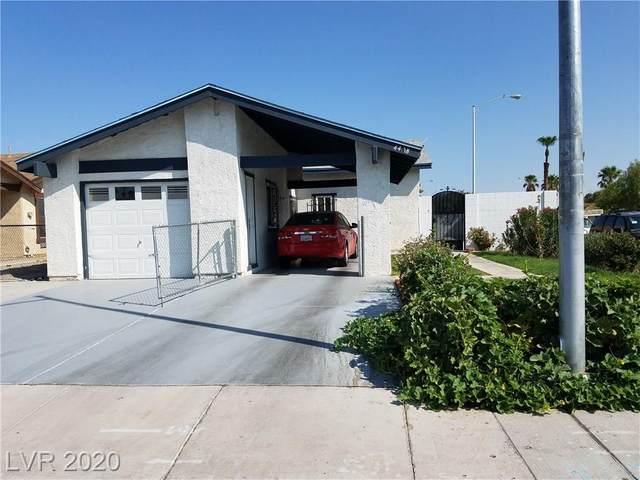 4418 Via San Rafael, Las Vegas, NV 89103 (MLS #2225700) :: Helen Riley Group | Simply Vegas
