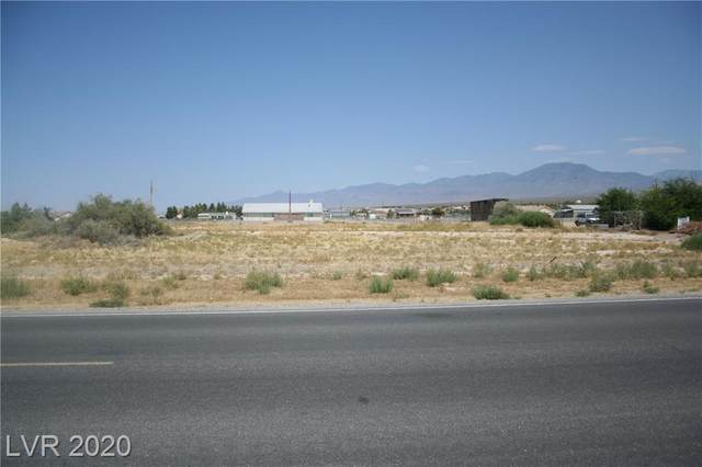 3220 Dandelion Street, Pahrump, NV 89048 (MLS #2225703) :: Performance Realty