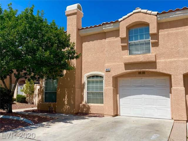 8420 Sewards Bluff Avenue, Las Vegas, NV 89129 (MLS #2225715) :: Helen Riley Group | Simply Vegas
