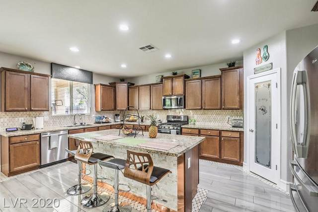 417 Optima Avenue, North Las Vegas, NV 89031 (MLS #2225728) :: The Mark Wiley Group | Keller Williams Realty SW