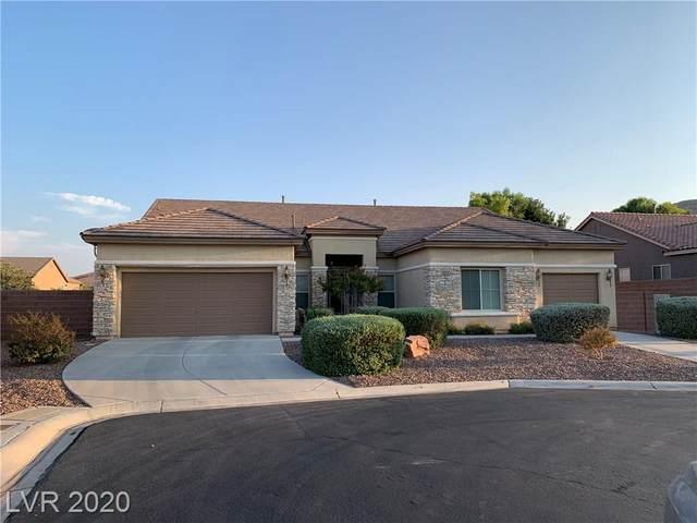 10015 Flokton Avenue, Las Vegas, NV 89148 (MLS #2225747) :: The Perna Group