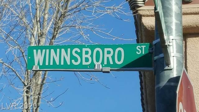 209 Winnboro Street, Henderson, NV 89074 (MLS #2225759) :: Performance Realty