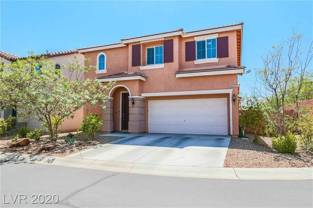 8645 Live Canyon Court, Las Vegas, NV 89178 (MLS #2225761) :: Jeffrey Sabel