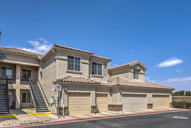 4630 Basilicata Lane #203, North Las Vegas, NV 89084 (MLS #2225784) :: The Lindstrom Group