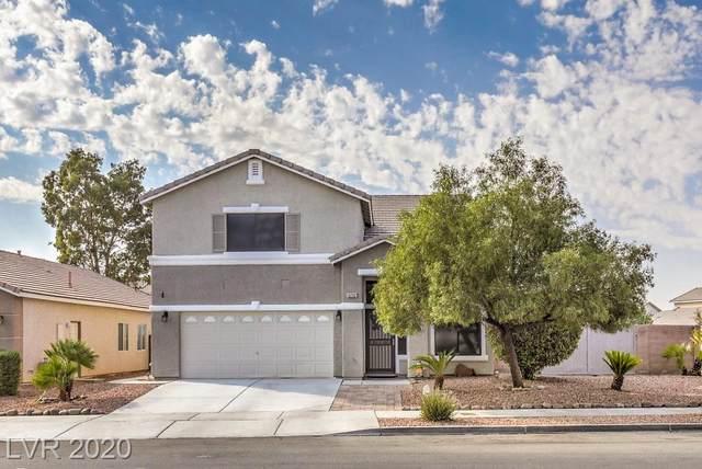 6252 Highland Gardens Drive, North Las Vegas, NV 89031 (MLS #2225822) :: Jeffrey Sabel