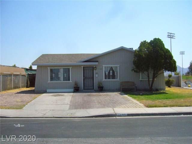3400 Landau Street, North Las Vegas, NV 89030 (MLS #2225841) :: Billy OKeefe | Berkshire Hathaway HomeServices