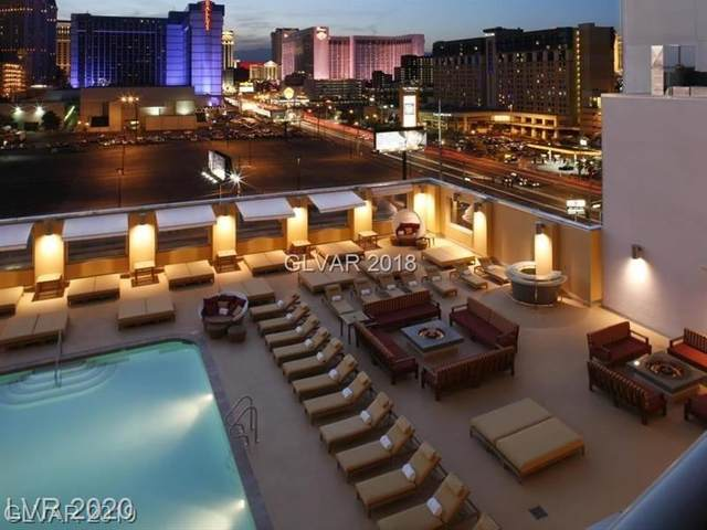 211 E Flamingo Road #613, Las Vegas, NV 89169 (MLS #2225852) :: Kypreos Team