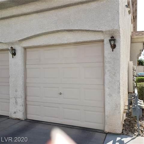 5924 High Steed Street #101, Henderson, NV 89011 (MLS #2225899) :: Jeffrey Sabel