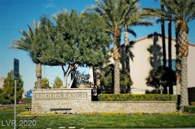 340 Grassy Pines Court, Las Vegas, NV 89148 (MLS #2225944) :: Vestuto Realty Group