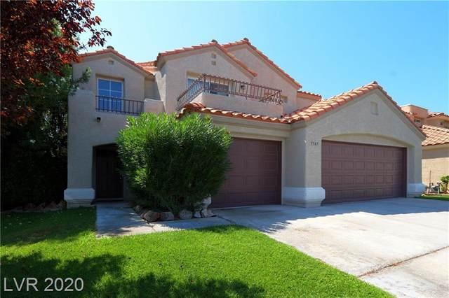 7787 Greenlake Way, Las Vegas, NV 89149 (MLS #2225981) :: Helen Riley Group | Simply Vegas