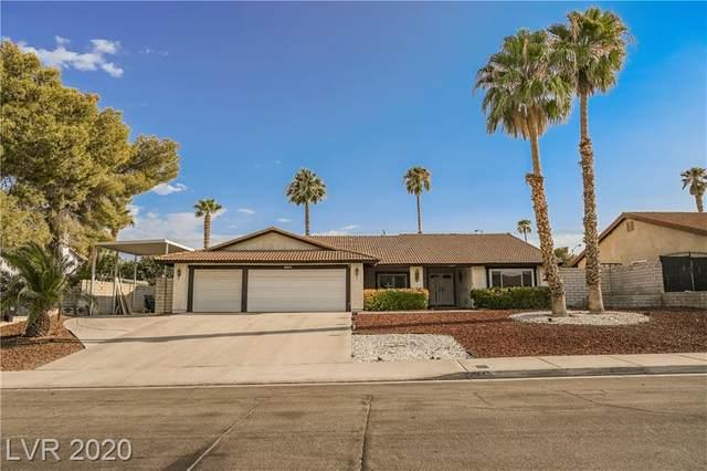 6663 Costa Brava Road, Las Vegas, NV 89146 (MLS #2225983) :: Helen Riley Group | Simply Vegas
