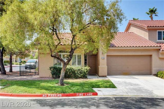 1798 Tanner Circle, Henderson, NV 89012 (MLS #2225989) :: Jeffrey Sabel