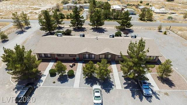 2120 Mcmurray Drive, Pahrump, NV 89060 (MLS #2226002) :: Jeffrey Sabel
