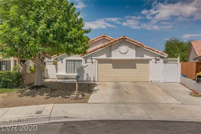 1170 Lyric Lane, Las Vegas, NV 89119 (MLS #2226031) :: Helen Riley Group | Simply Vegas