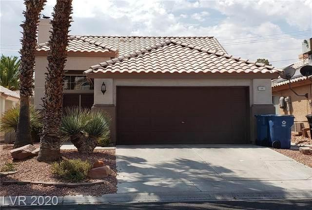 1147 Overture Drive, Las Vegas, NV 89123 (MLS #2226058) :: Jeffrey Sabel