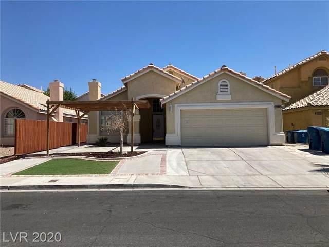 2568 Windy Leaf Drive, Las Vegas, NV 89156 (MLS #2226097) :: Jeffrey Sabel