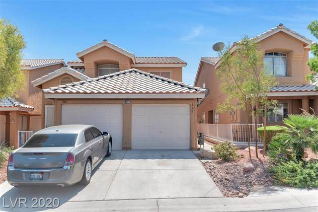 8021 Celestial Avenue #101, Las Vegas, NV 89128 (MLS #2226117) :: Helen Riley Group | Simply Vegas