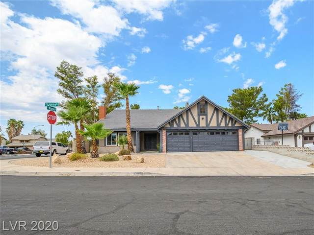 319 Esquina Drive, Henderson, NV 89014 (MLS #2226135) :: Performance Realty