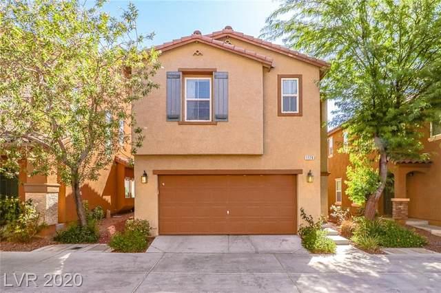 1176 Via Trevi, Henderson, NV 89052 (MLS #2226142) :: Helen Riley Group | Simply Vegas