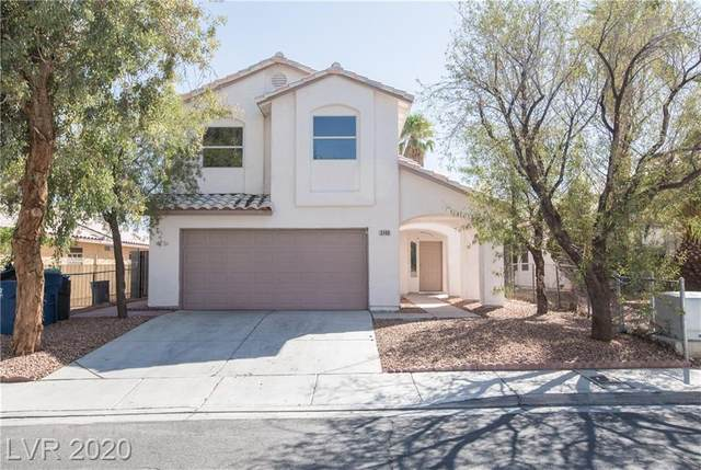 5486 Olympic Spirit Lane, Las Vegas, NV 89113 (MLS #2226146) :: Jeffrey Sabel