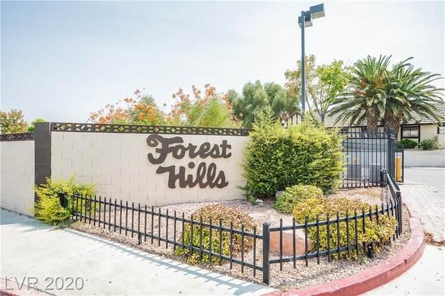 3994 Salisbury Place, Las Vegas, NV 89121 (MLS #2226151) :: Jeffrey Sabel
