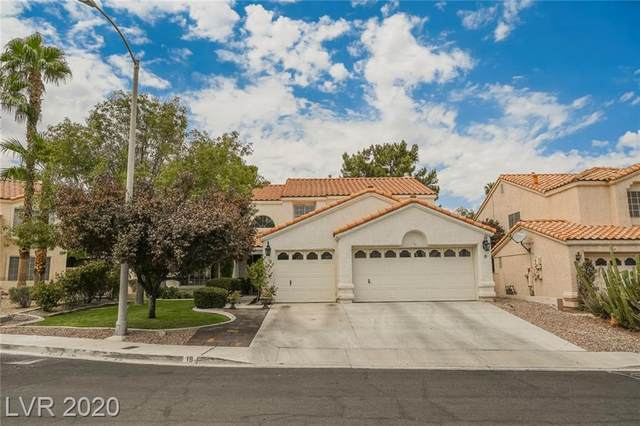 19 Antero Drive, Henderson, NV 89074 (MLS #2226184) :: The Mark Wiley Group | Keller Williams Realty SW