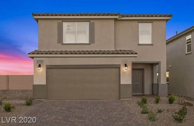 6329 Highledge Street Lot 54, North Las Vegas, NV 89081 (MLS #2226193) :: Helen Riley Group | Simply Vegas