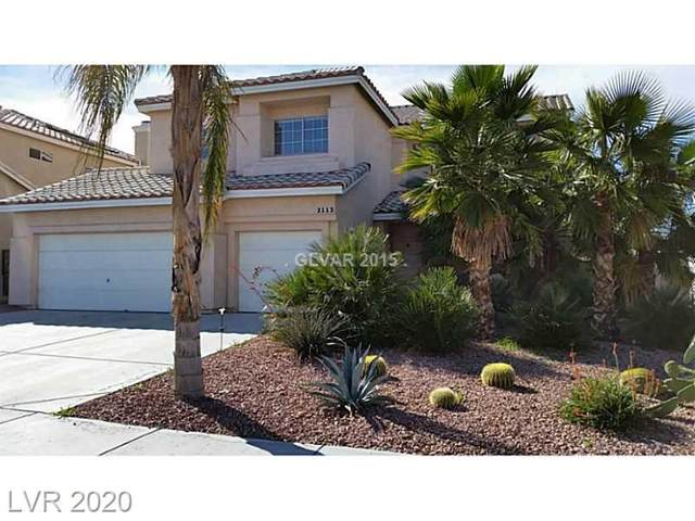 3113 Villa Colonade Drive, Las Vegas, NV 89128 (MLS #2226197) :: Billy OKeefe | Berkshire Hathaway HomeServices