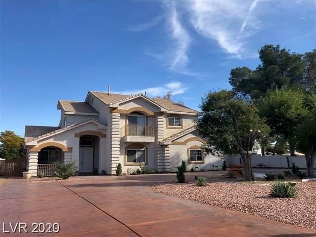1964 Westwind Road, Las Vegas, NV 89146 (MLS #2226215) :: The Perna Group