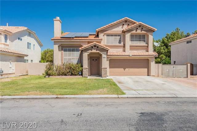 1424 Silver Knoll Avenue, Las Vegas, NV 89123 (MLS #2226219) :: Performance Realty