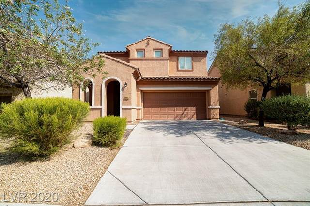 2842 Craigton Drive, Henderson, NV 89044 (MLS #2226224) :: Performance Realty