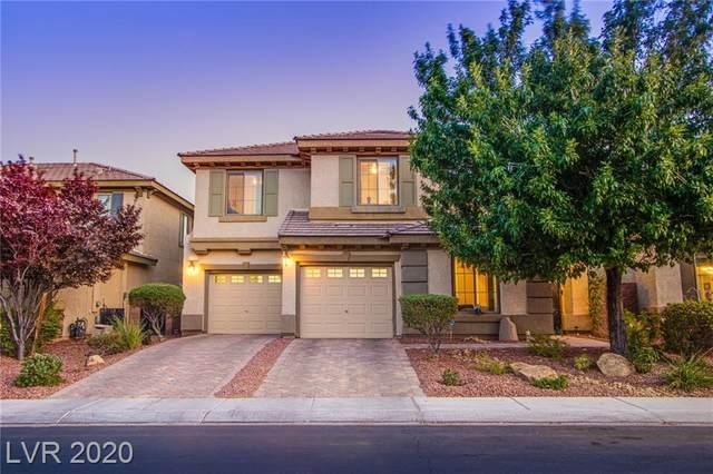 3825 Lower Saxon Avenue, North Las Vegas, NV 89031 (MLS #2226252) :: Jeffrey Sabel