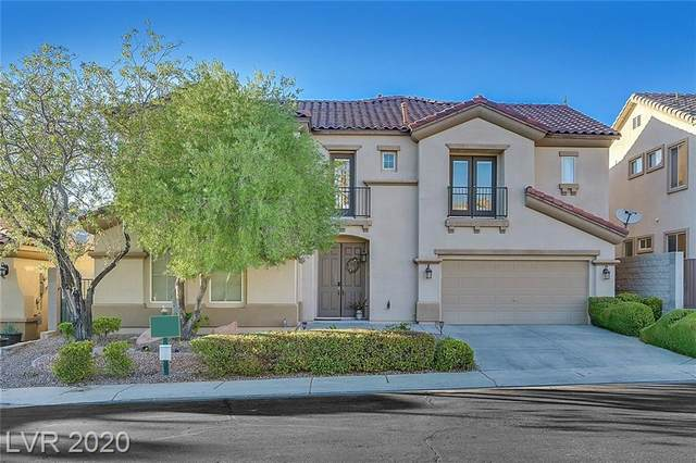 2814 Bellini Drive, Henderson, NV 89052 (MLS #2226277) :: The Mark Wiley Group | Keller Williams Realty SW