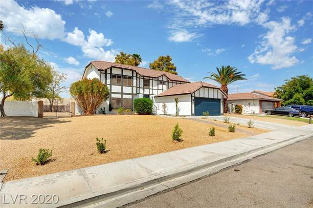 743 Milstead Court, Las Vegas, NV 89110 (MLS #2226297) :: Jeffrey Sabel