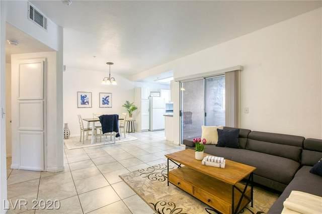 830 Carnegie Street #211, Henderson, NV 89052 (MLS #2226334) :: The Lindstrom Group