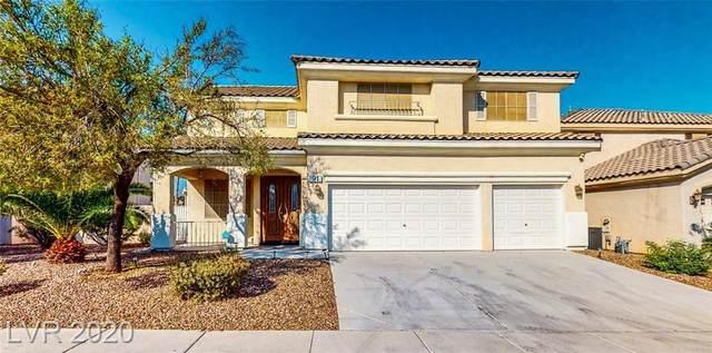 91 Rancho Maria Street, Las Vegas, NV 89148 (MLS #2226345) :: Helen Riley Group | Simply Vegas