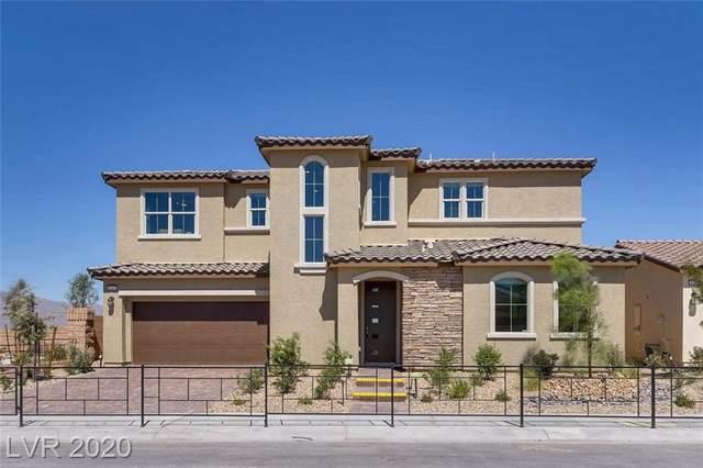 8180 Pinyon Ridge Street, Las Vegas, NV 89166 (MLS #2226368) :: Helen Riley Group | Simply Vegas