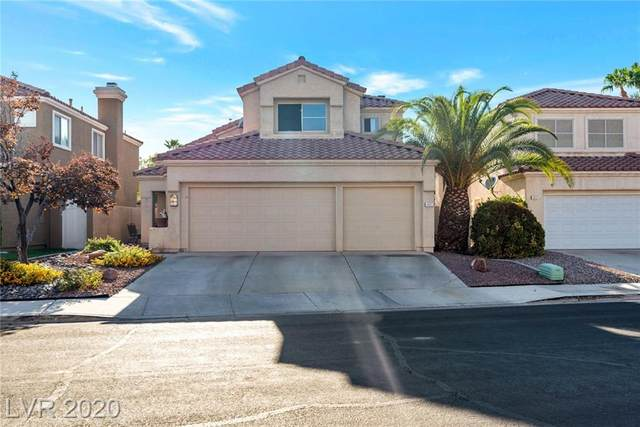 1421 Goldenspur Lane, Las Vegas, NV 89117 (MLS #2226412) :: Performance Realty