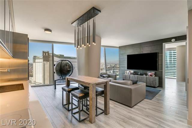 3726 Las Vegas Boulevard #2106, Las Vegas, NV 89158 (MLS #2226424) :: The Perna Group