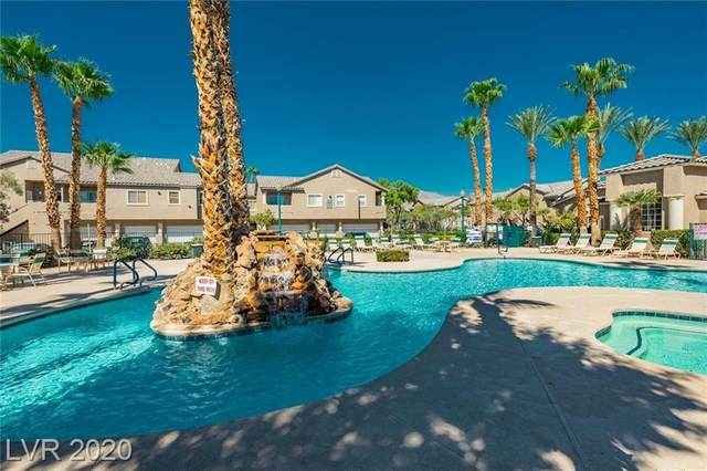 2101 Gravel Hill Street #104, Las Vegas, NV 89117 (MLS #2226427) :: The Mark Wiley Group | Keller Williams Realty SW