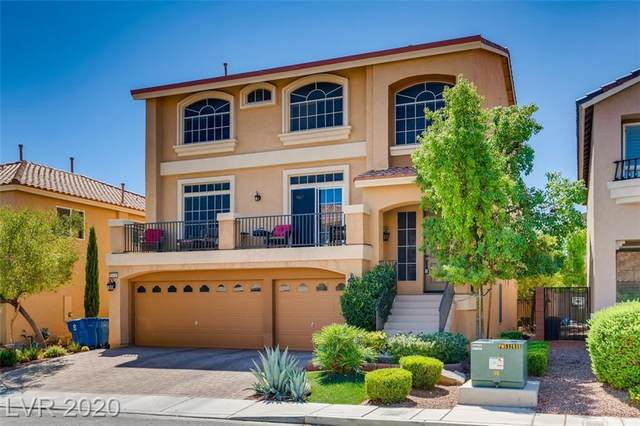 5449 Tulip Hill Avenue, Las Vegas, NV 89141 (MLS #2226464) :: The Mark Wiley Group | Keller Williams Realty SW