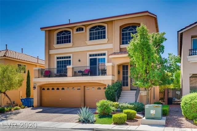 5449 Tulip Hill Avenue, Las Vegas, NV 89141 (MLS #2226464) :: Helen Riley Group | Simply Vegas
