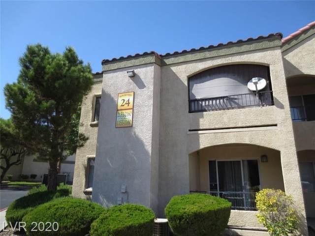 7885 Flamingo Road #1156, Las Vegas, NV 89147 (MLS #2226467) :: Signature Real Estate Group