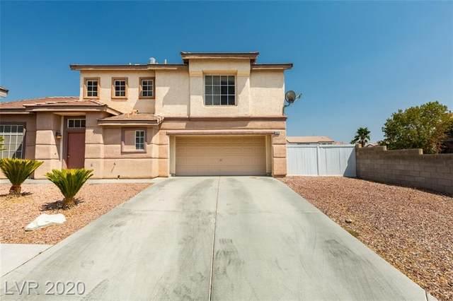 4520 English Lavender Avenue, North Las Vegas, NV 89031 (MLS #2226474) :: Helen Riley Group | Simply Vegas