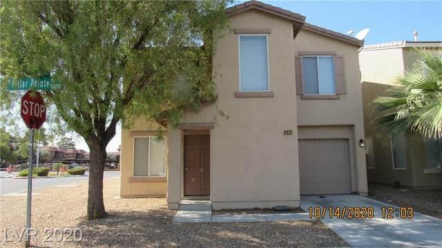 2077 Pillar Pointe Street, Las Vegas, NV 89115 (MLS #2226543) :: Hebert Group | Realty One Group