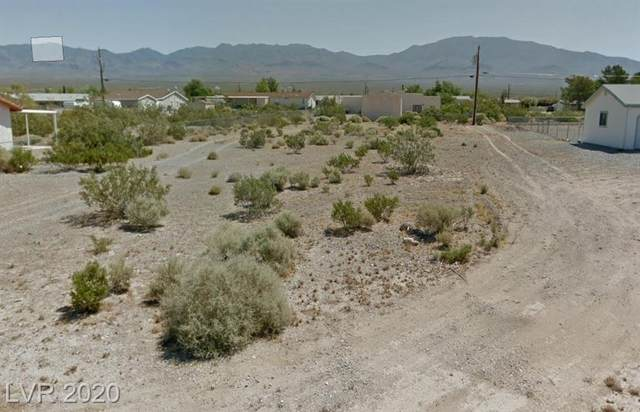 5440 Genoa Avenue, Pahrump, NV 89060 (MLS #2226551) :: Vestuto Realty Group