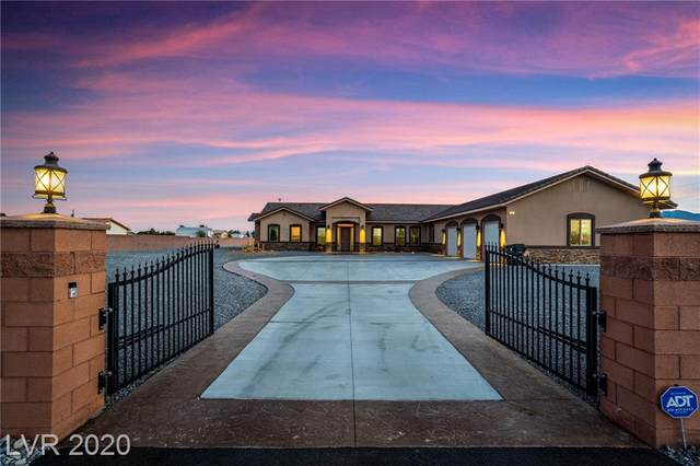 1341 Gray Fox Way, Pahrump, NV 89048 (MLS #2226560) :: Signature Real Estate Group