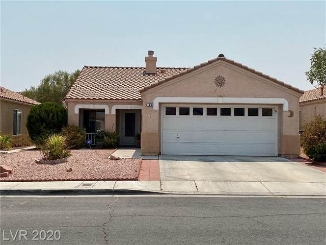 159 Muddy Creek Avenue, Las Vegas, NV 89123 (MLS #2226576) :: Helen Riley Group | Simply Vegas