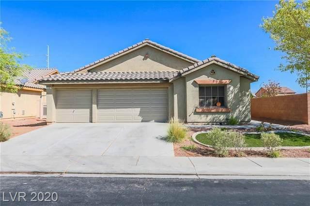 3140 Bublin Bay Avenue, North Las Vegas, NV 89081 (MLS #2226625) :: The Mark Wiley Group | Keller Williams Realty SW