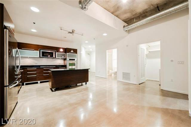 900 Las Vegas Boulevard #1114, Las Vegas, NV 89101 (MLS #2226627) :: Helen Riley Group | Simply Vegas